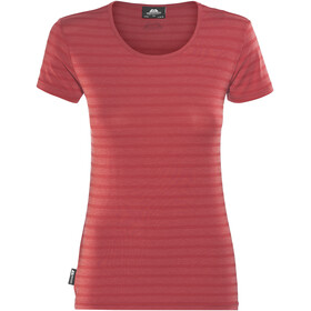 Mountain Equipment Groundup - T-shirt manches courtes Femme - rouge